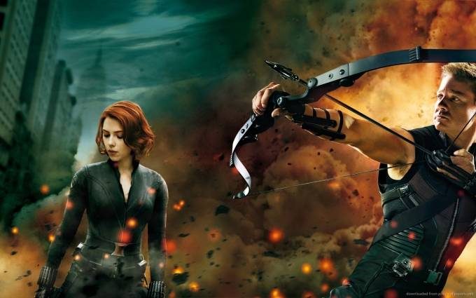 black-widow-and-hawkeye