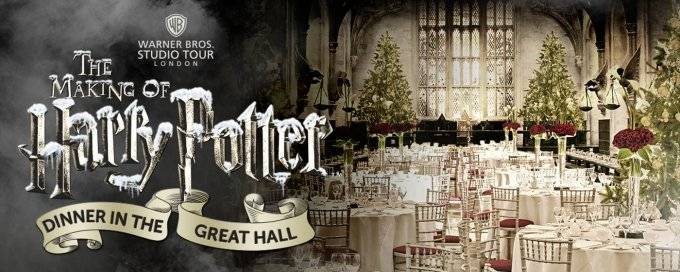 Great Hall - Harry Potter (1)