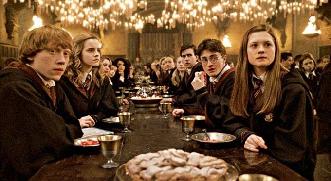 Great Hall - Harry Potter (5)
