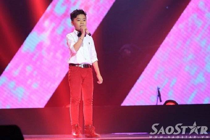 saostar - Cong Quoc - The voice Kids (1)