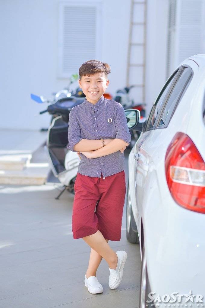 saostar - Cong Quoc - The voice Kids (6)