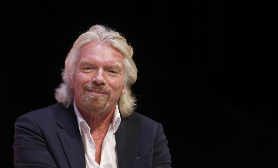 Virgin Group founder Richard Branson is part of The Giving Pledge. REUTERS/Suzanne Plunkett