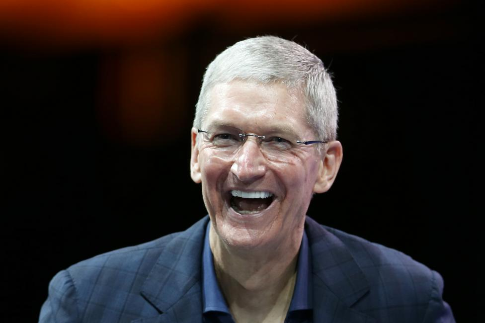 "Fortune magazine cited Apple CEO Tim Cook as saying he planned to donate his estimated $785 million fortune to charity - after paying for his 10-year-old nephew's college education. ""You want to be the pebble in the pond that creates the ripples for change,"" Cook told the magazine. REUTERS/Lucy Nicholson"