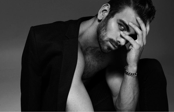Nyle DiMarco Photo Shoot for The Fashionisto