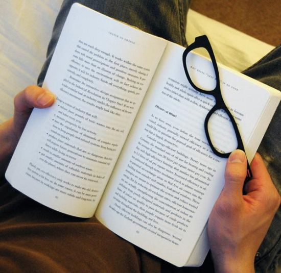 Spectacles-Bookmarks