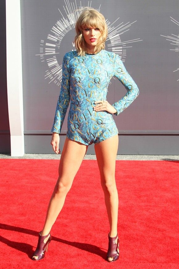 2014 MTV Video Music Awards at The Forum Featuring: Taylor Swift Where: Inglewood, California, United States When: 24 Aug 2014 Credit: FayesVision/WENN.com