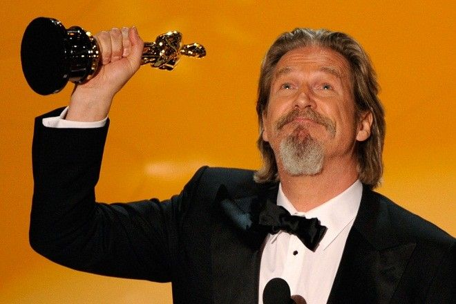 Actor Jeff Bridges onstage during the 82nd Annual Academy Awards held at Kodak Theatre on March 7, 2010 in Hollywood, California. 82nd Annual Academy Awards - Show Kodak Theatre Los Angeles, CA United States March 7, 2010 Photo by Michael Caulfield/WireImage.com To license this image (17186454), contact WireImage.com