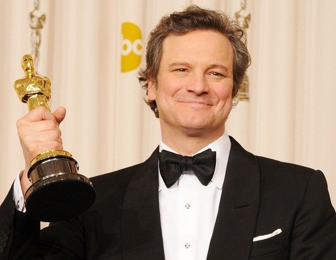 Colin Firth, winner of the award for Best Actor for 'The King's Speech', poses in the press room during the 83rd Annual Academy Awards held at the Kodak Theatre on February 27, 2011 in Hollywood, California. (Photo by Jason Merritt/Getty Images)