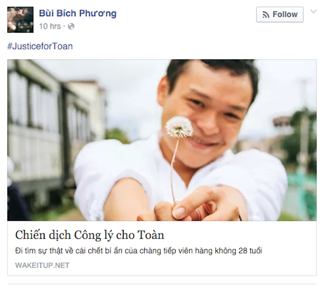 Cong ly cho Toan