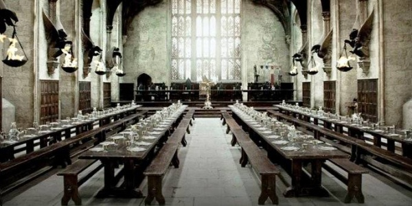 Great Hall - Harry Potter (2)
