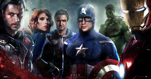 Avengers, The Promo Image