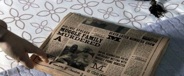 Daily_Prophet_reports_Muggle_Family_murdered