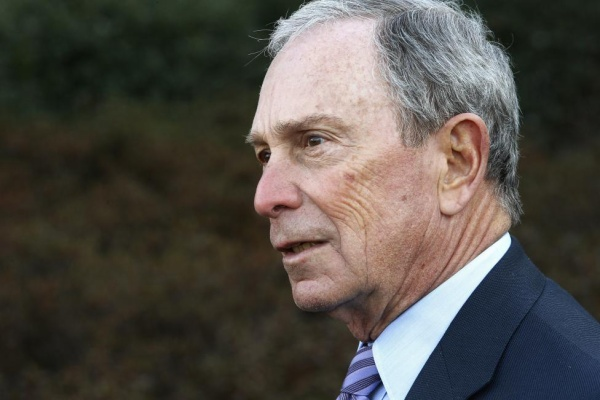 Former New York City Mayor and founder and CEO of Bloomberg, Michael Bloomberg, is part of The Giving Pledge. He gave away $462 million in 2014, according to Forbes. REUTERS/Jonathan Ernst