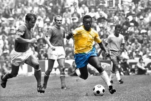 Những biệt danh 'để đời' của danh thủ bóng đá thế giới