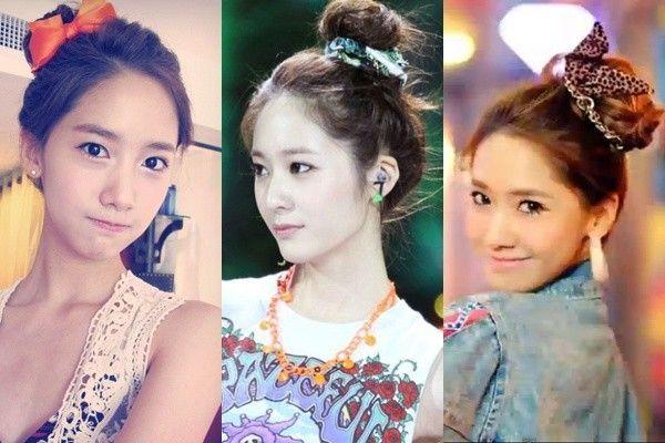 Khi cài lên tóc, những phụ kiện đẹp mắt này sẽ tạo điểm nhấn giúp bạn gái trở nên đáng yêu, xinh đẹp hơn.