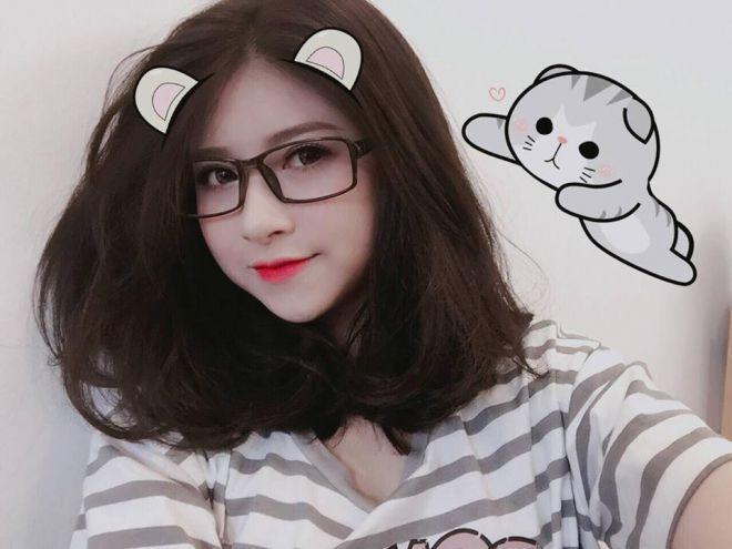 Những kiểu tóc đẹp của Trang Pizza, hấp dẫn với tóc ngắn ngang vai 1