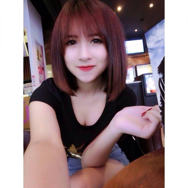 Những kiểu tóc đẹp của Trang Pizza, hấp dẫn với tóc ngắn ngang vai 11