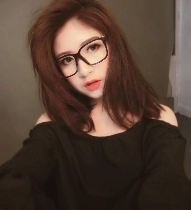 Những kiểu tóc đẹp của Trang Pizza, hấp dẫn với tóc ngắn ngang vai 4