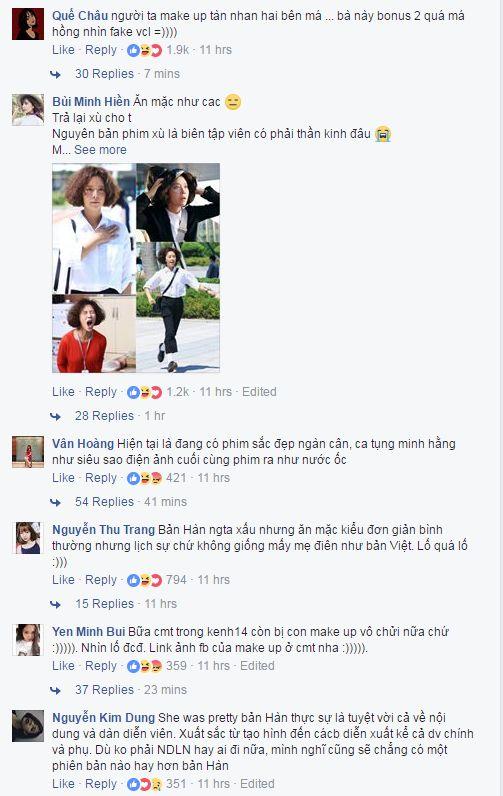 Hàng trăm bình luận chê bai hai nhân vật của Ninh Dương Lan Ngọc và Chi Pu.