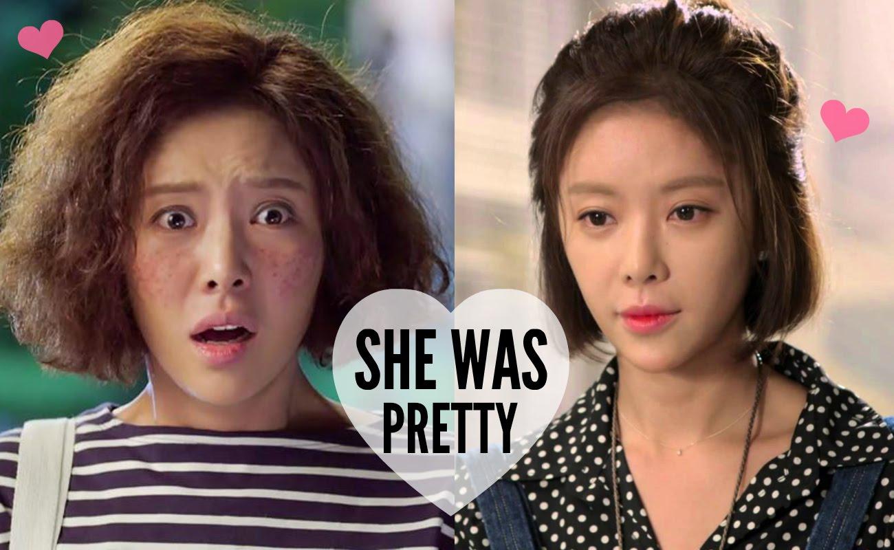 Liệu rằng sẽ có màn lột xác ngoạn mục như Kim Hye-jin trong phiên bản Việt?