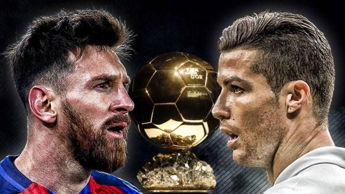 Messi xứng đáng giành Quả bóng vàng hơn Ronaldo.