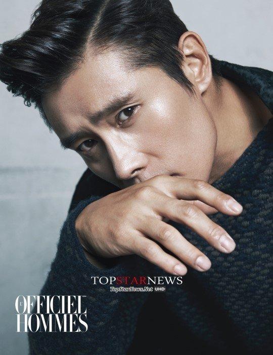 Nam diễn viênLee Byung Heon