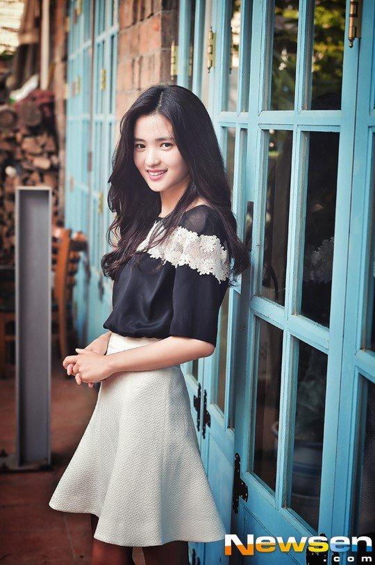 Nữ diễn viên Kim Tae Ri