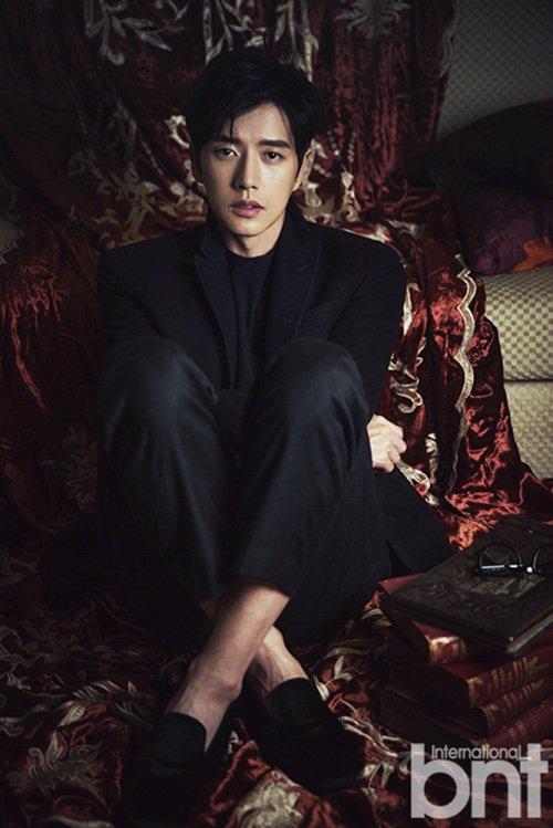 Nam diễn viênPark Hae Jin