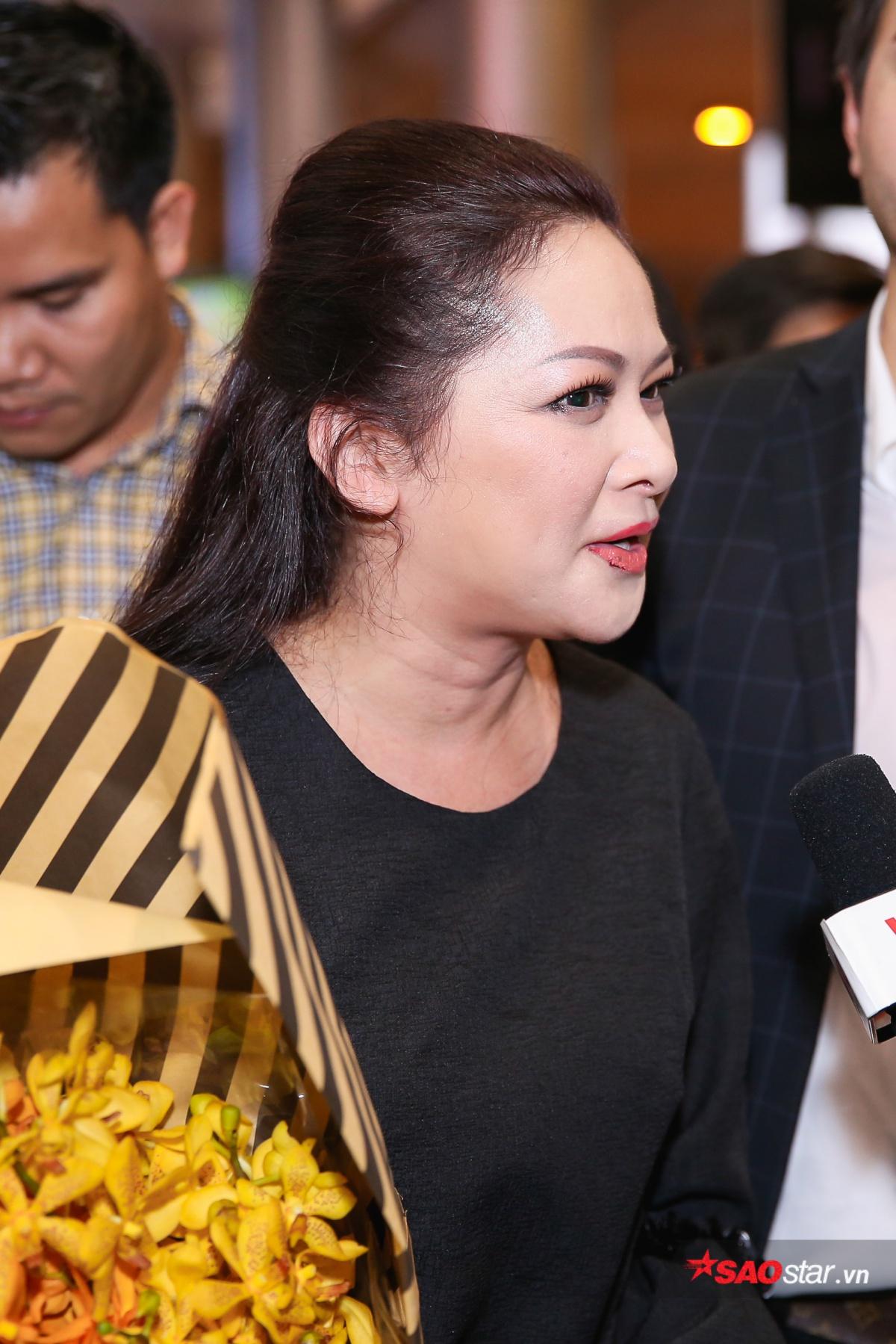 Như Quỳnh xác nhận đây sẽ là lần đầu tiên bản thân chính thức xuất hiện và trình diễn trên sân khấu quê nhà kể từ lúc định cư tại nước ngoài.