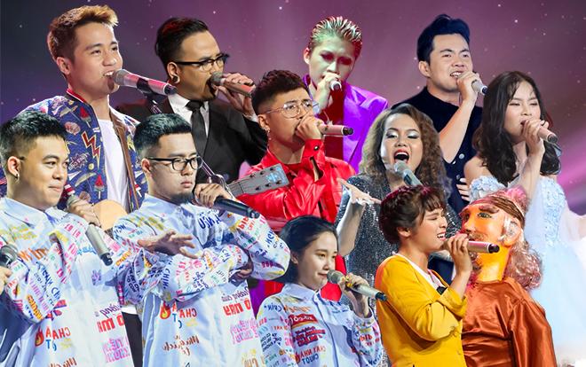 Sing My Song: Những sứ mệnh hiện thực không đong được bằng… view!
