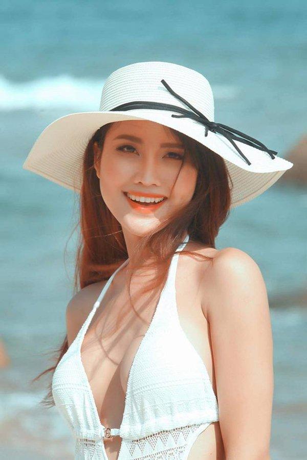 … Hoài Sa là Hoa hậu Chuyển giới đầu tiên tại Việt Nam.