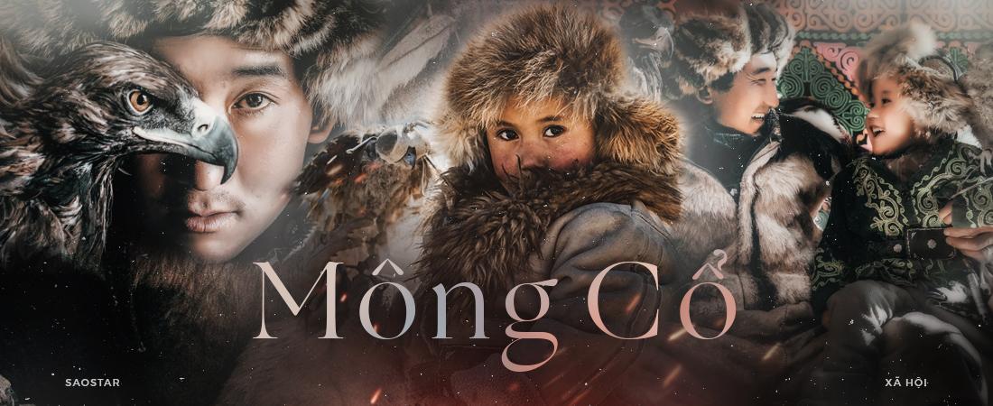 Hành trình 8.000 km săn cánh chim đại bàng trên đất lạnh Mông Cổ của 2 chàng sinh viên Hà Nội