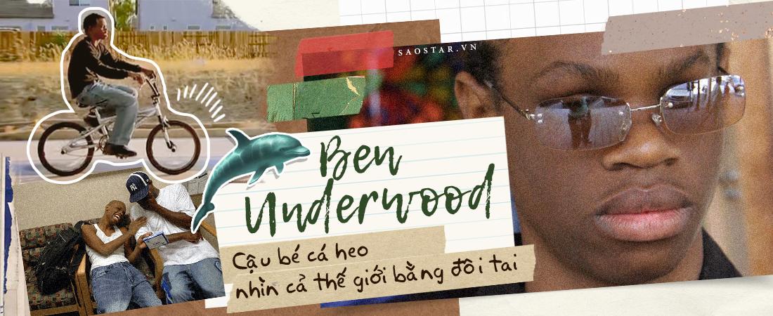 Nghị lực phi thường của Ben Underwood - cậu bé cá heo nhìn cả thế giới bằng đôi tai