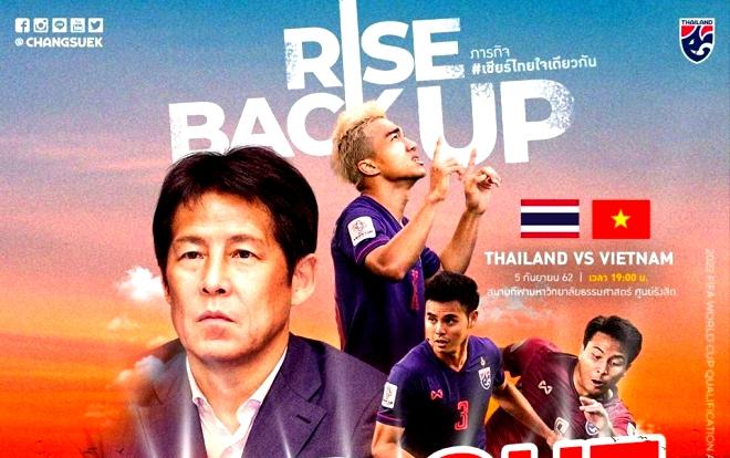 NÓNG: Chốt cách bán vé trận đại chiến Thái Lan vs Việt Nam