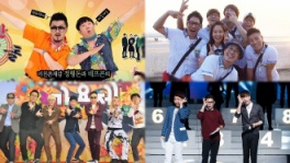 i-can-see-your-voice,infinity-challenge,running-man,saturday-night-live-korea,top-show-truyen-hinh-han-quoc