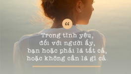 duy-nhat-minh-ban,la-tat-ca,one-day-one-rule,tinh-yeu