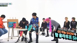 big-bang,g-dragon,top-bigbang,tv-show,weekly-idol