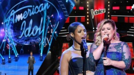 american-idol,jennifer-hudson,kelly-clarkson,the-voice,the-voice-us