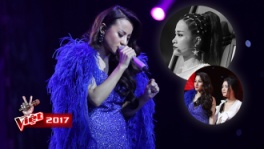 giong-hat-viet-2017,huyen-dung,team-dong-nhi,the-voice-2017