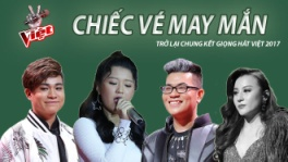 chiec-ve-may-man,giong-hat-viet-2017,han-sara,the-voice-2017