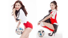 arsenal,chelsea,phuong-chi-the-face,sexy