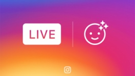facebook,instagram,livestream