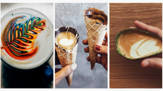 avolatte,coffee,food-trend,rainbow-coffee