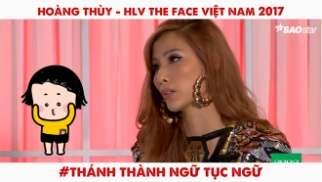 hoang-thuy,the-face,the-face-2017,the-face-viet-nam
