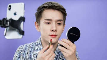 beauty-blogger,livestream,swatch-son,taobao,trung-quoc