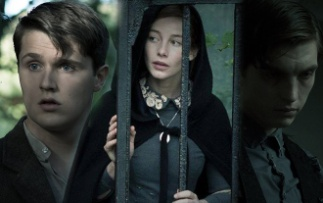 the-conjuring-2,bill-milner,charlotte-vega,luat-quy,the-lodgers