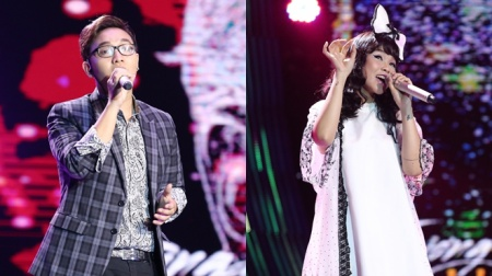 hoang-dung,sing-my-song,sing-my-song-2016,team-giang-son,truong-thao-nhi