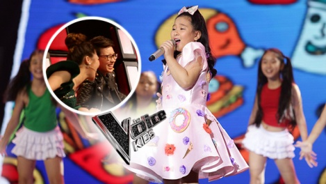 chiec-bung-doi,giong-hat-viet-nhi-2017,hlv-tien-cookie,the-voice-kids-2017