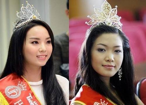 Hoa hậu Việt Nam đều sở hữu gương mặt khá to so với chuẩn.