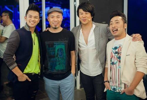 Chàng Việt kiều Đức làm xấu ở hậu trường Vietnam Idol